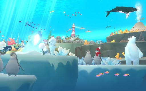 Abyssrium World: Tap Tap Fish android2mod screenshots 10