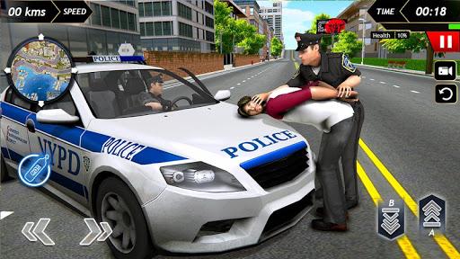 Police Car Racing 2020 Free 1.7 screenshots 3