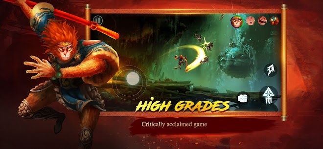 Unruly Heroes Mod 1.1 Apk (Unlocked Free/Unlimited Money) 2