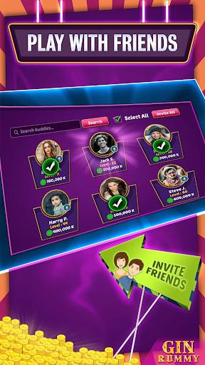 Gin Rummy Online - Multiplayer Card Game 14.1 screenshots 2