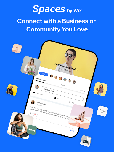 Spaces: Connect with Your Favorite Business.  screenshots 9