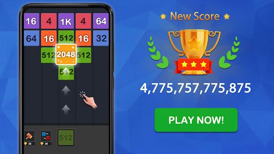 Merge puzzle& 2048 block puzzle game 2.2 screenshots 1