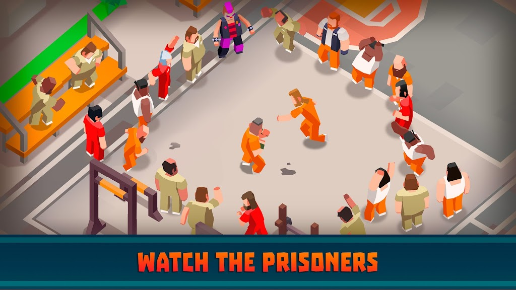 Prison Empire Tycoon - Idle Game  poster 1
