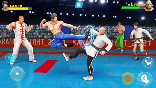 Beat Em Up Fighting Games: Kung Fu Karate Game 5.1 screenshots 1