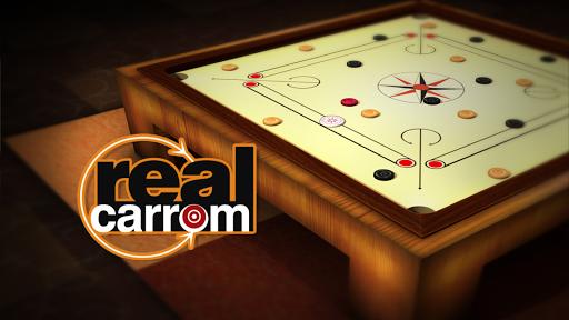Real Carrom - 3D Multiplayer Game 2.3.7 Screenshots 10