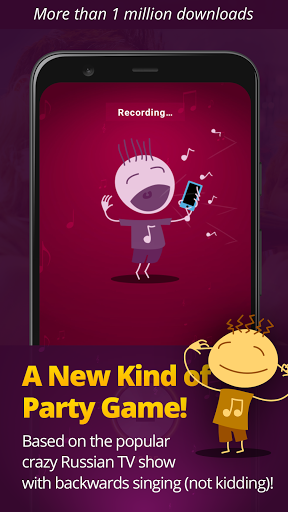 inReverse Party Game - Backwards Karaoke 1.1 screenshots 1