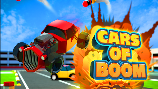 CARS OF BOOM – APK with Mod + Data 1