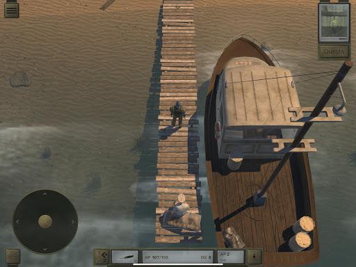 ATOM RPG apktram screenshots 16