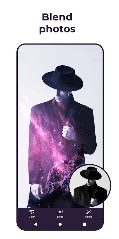 Pixomatic - Background eraser  poster 2