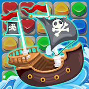Pirate Jewel Quest - Match 3 Puzzle