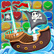 Pirate Jewel Quest - Match 3 Puzzle - Androidアプリ