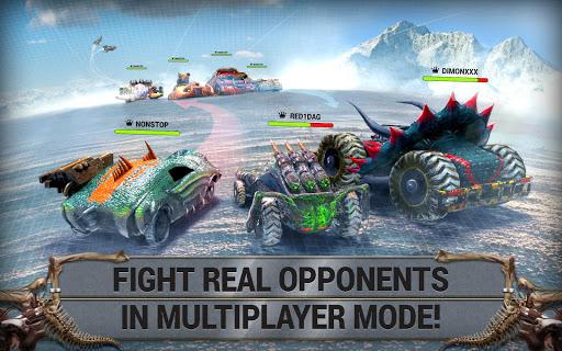 killercars - death race on the battle arena screenshot 1