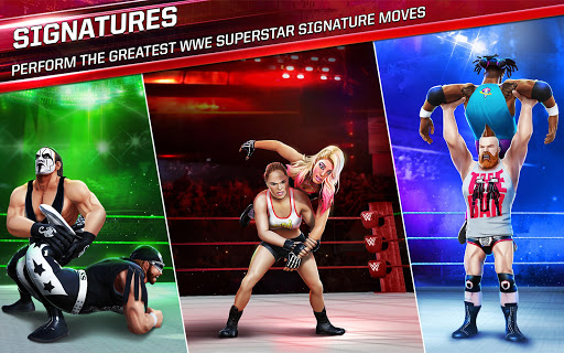 WWE Mayhem 1.38.126 screenshots 10