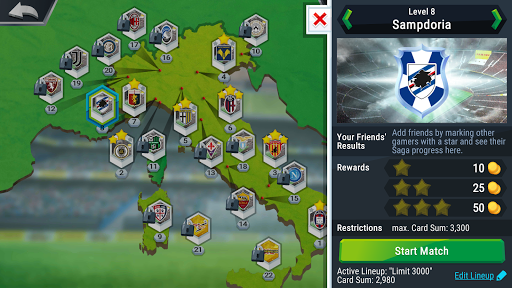 Calciatori Adrenalyn XLu2122 2020-21 modavailable screenshots 12