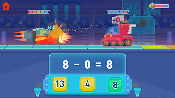 Dinosaur Math - Learning Games for kids toddlers