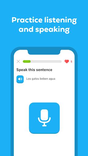 Duolingo: Learn Languages Free apkdebit screenshots 5