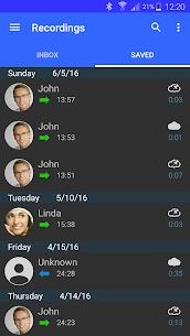 Otomatik Çağrı Kaydedici Android Full Apk İndir 6
