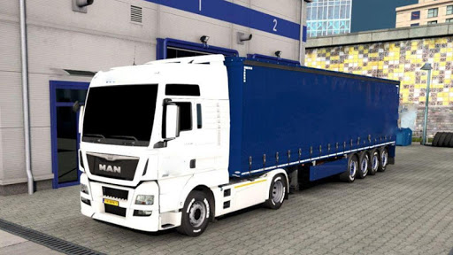 Euro Drinving Truck Simulator 2020 apkdebit screenshots 5