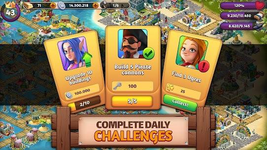 Fantasy Island Sim MOD (Unlimited Money) 5