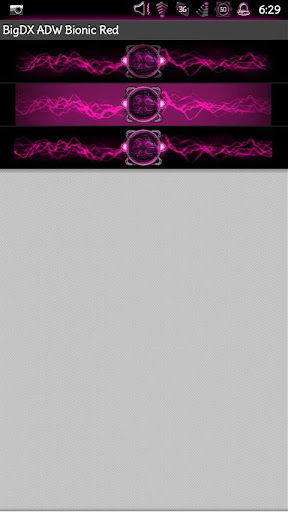 Bionic Launcher Theme Pink For PC Windows (7, 8, 10, 10X) & Mac Computer Image Number- 12