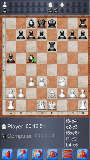 Chess V+, solo and multiplayer board game of kings screenshots 2