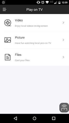 Fire TV Universal Remote Android TV KODI CetusPlay 4.8.0.1 Screenshots 5