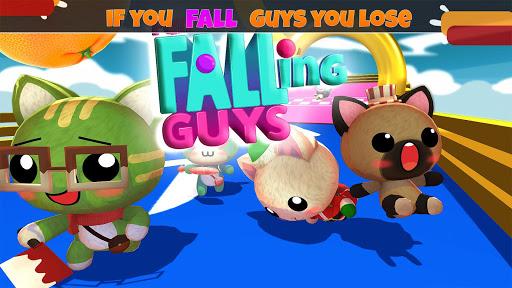 Fun Falling guys 3D 1.0 screenshots 1