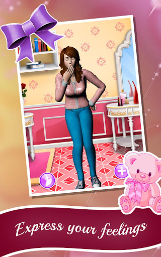 Naughty Girlfriend :pseudo app 1.44 screenshots 4