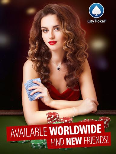 City Poker: Holdem, Omaha  screenshots 7