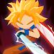 Stickman War - Super Dragon Warriors - Androidアプリ