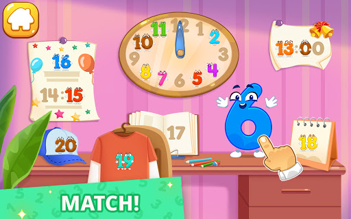 Numbers for kids - learn to count 123 games! 0.7.26 screenshots 5