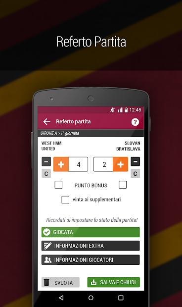 Screenshot 9 de Atletico 2000 para android