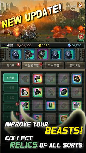 World Beast War: Merge Rampage Monsters 2.002 screenshots 2