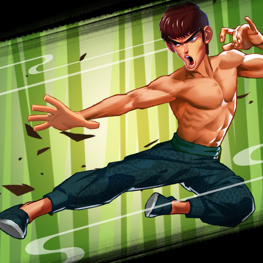One Punch Boxing - Kung Fu Attack