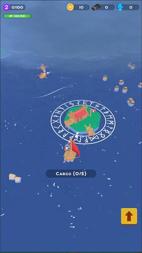 Viking Life: Wild north, idle tycoon games adcap  screenshots 3