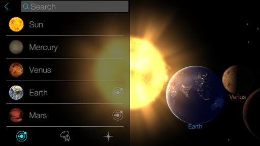 Solar Walk Free - Explore the Universe and Planets 2.5.0.10 Screenshots 14