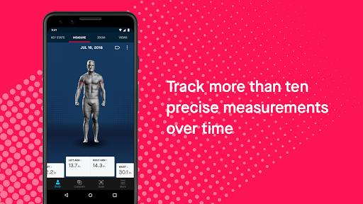 Naked u2014 3D Home Body Scanner 1.3.0 (2042) Screenshots 3