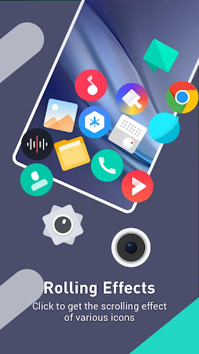 XOS Launcher(2020)- Customized,Cool,Stylish 7.0.20 Screenshots 4