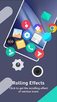 screenshot of XOS Launcher(2020)- Customized,Cool,Stylish