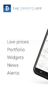 Crypto App - Widgets, Alerts, News, Bitcoin Prices 2.6.5 (Pro)