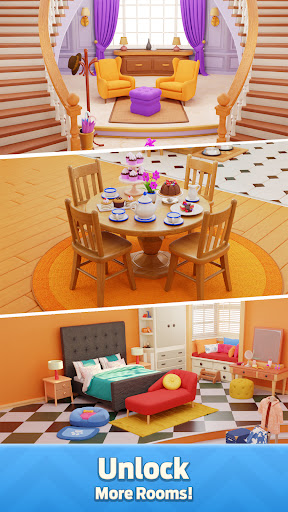 Mergedom: Home Design 0.6.3 screenshots 3