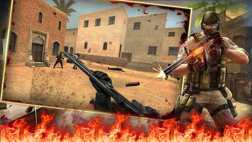 Gun Strike: Encounter Shooting Game- Sniper FPS 3D 2.0.3 screenshots 7