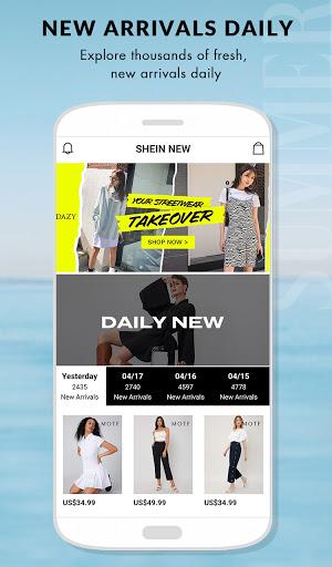 SHEIN-Fashion Shopping Online  Screenshots 5