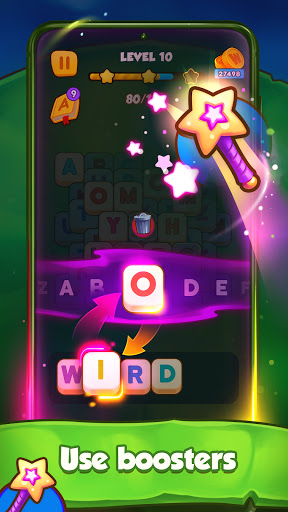 Words Mahjong - Word search and word connect game  screenshots 3