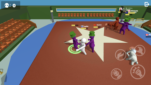 Noodleman.io 2 - Fun Fight Party Games 2.8 screenshots 3