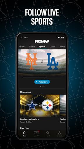 Foto do FOX NOW: Watch Live & On Demand TV & Stream Sports