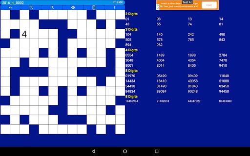 Number Fill in puzzles - Numerix, numeric puzzles screenshots 17