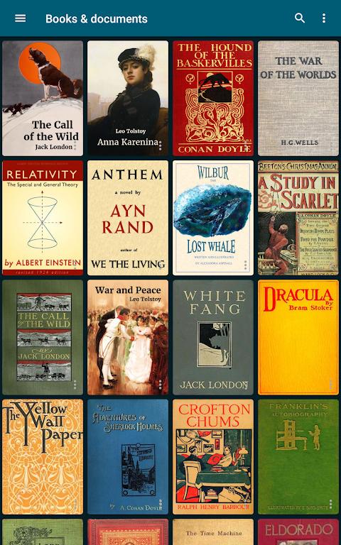 ReadEra Premium - book reader pdf, epub, word poster 10