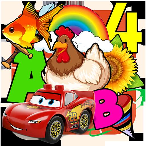 Kids Learn Alphabet