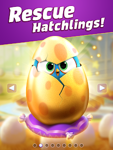 Angry Birds Match 3 MOD APK 5.1.0 (Money, Lives, Boosters) 12